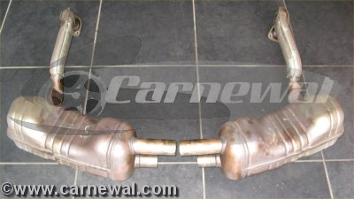 981 Carnewal GT Exhaust