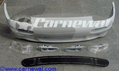 Turbo Front Bumper Package For P93 Cars