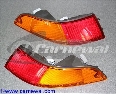 Tail Lights Amber