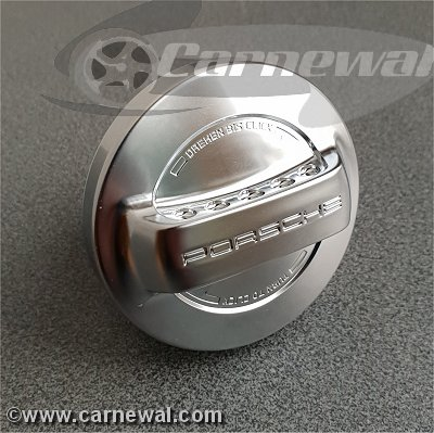 Fuel Cap Alu Look