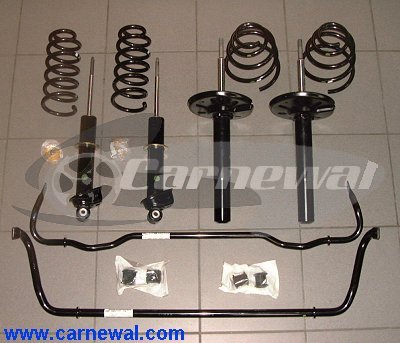 Row M030 Sport Suspension Package