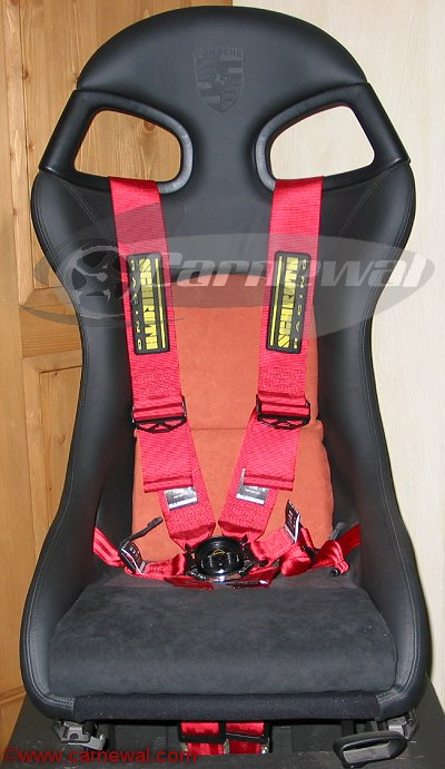 Schroth Clubsport 6 Point Harness for 997 GT2/GT3 Seats - Carnewal