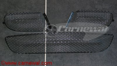 GT3-1 Intake screens