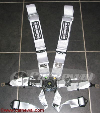 Schroth Clubsport 6 Point Harness for 997/991 GT2/GT3 Seats