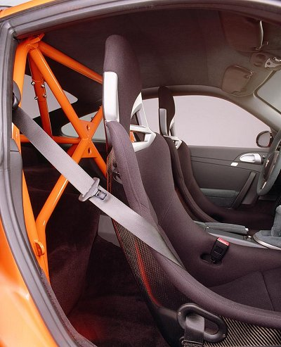 P97 Roll Cage / Front and Rear Section